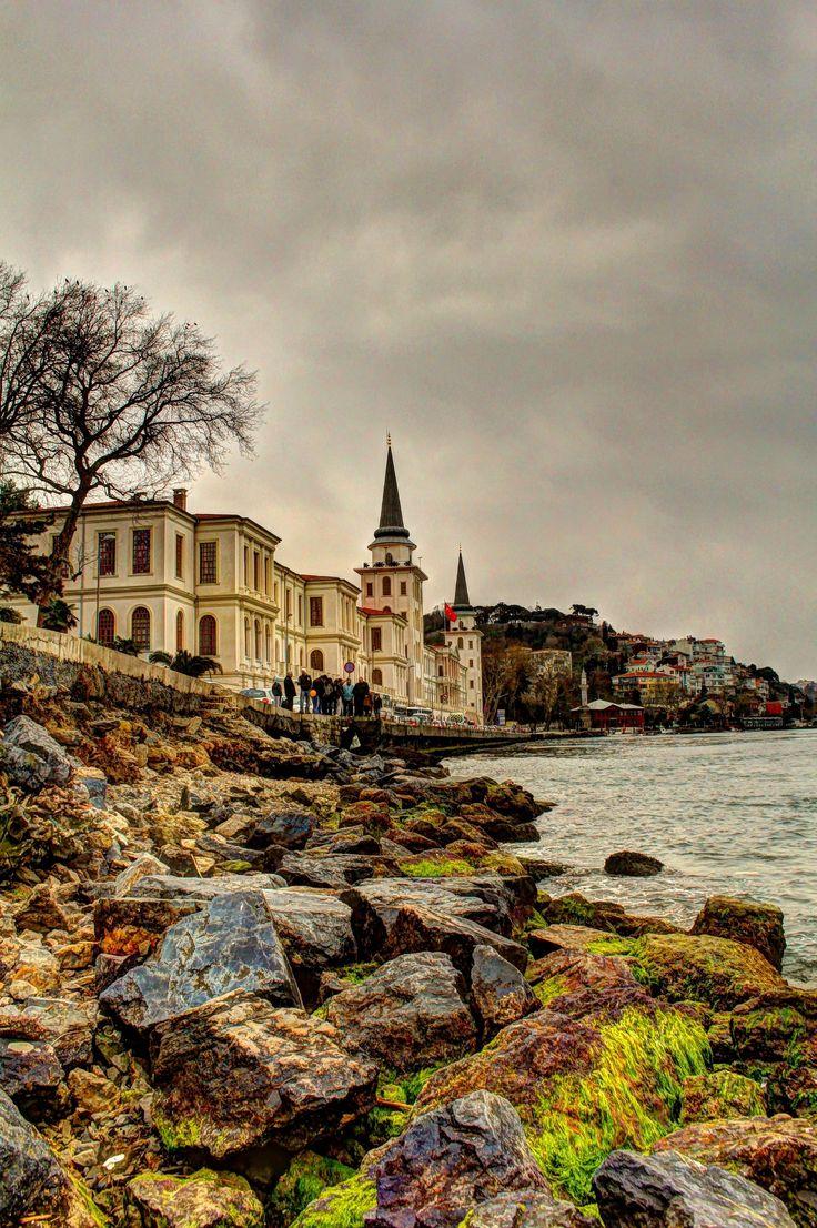 Kuleli military high school. Istanbul.