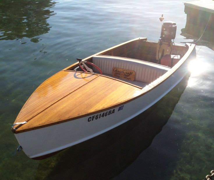 207 best wooden kayaks and boats images on pinterest for Classic chris craft boats