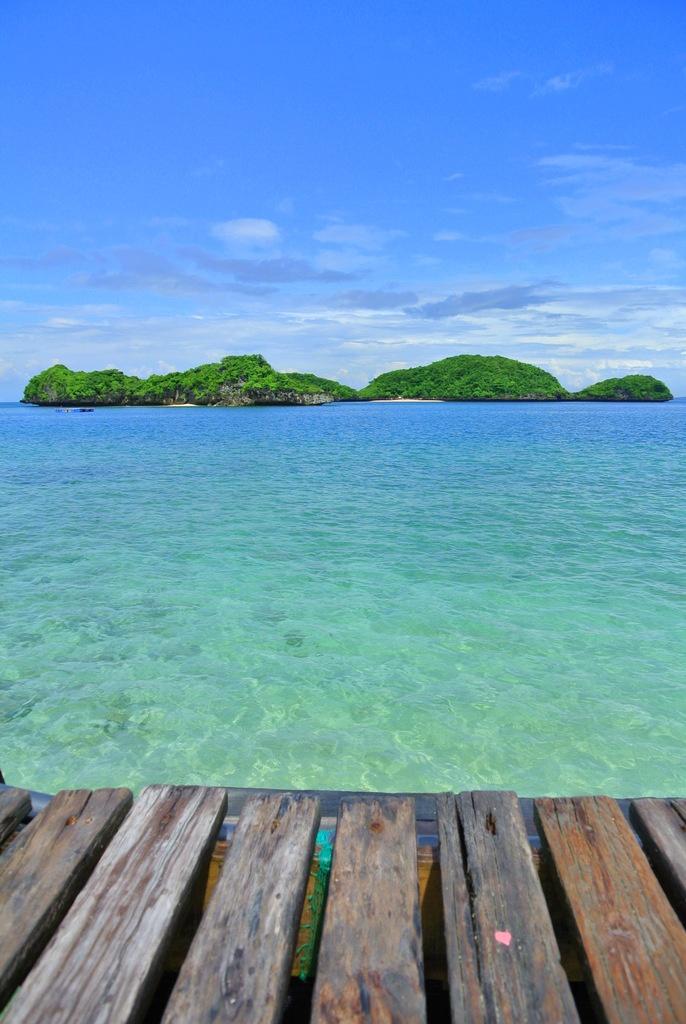 Hundred Islands National Park, Alaminos, Philippines