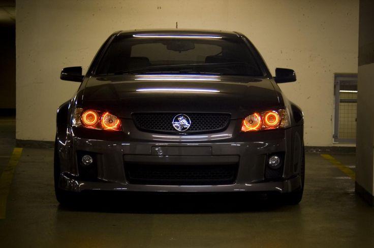 Car angel eyes light-8795