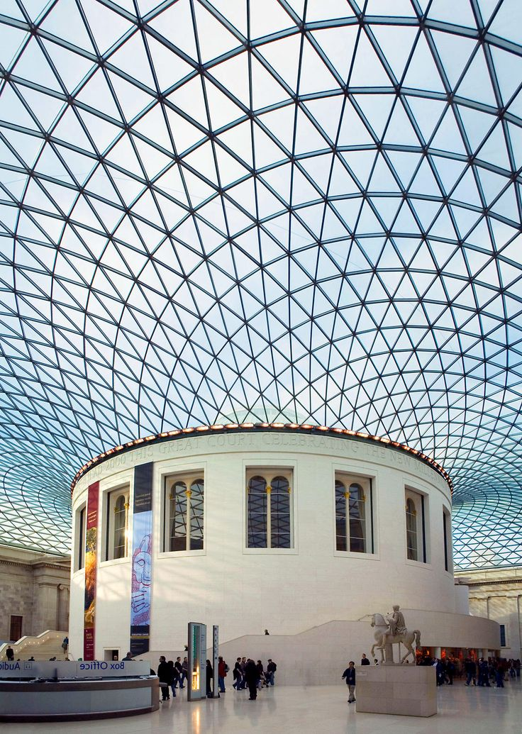 British Museum, Reading Room