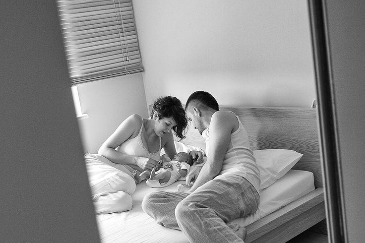 newborn lifestyle photography www.karolina-wilk.com