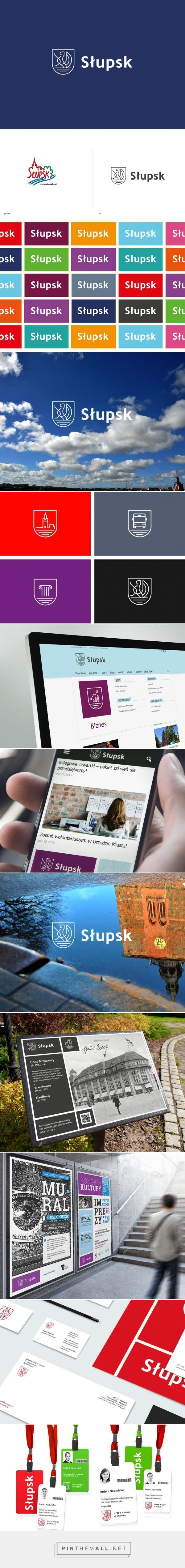 Słupsk :: Identyfikacja wizualna i budowanie marki - created via https://pinthemall.net