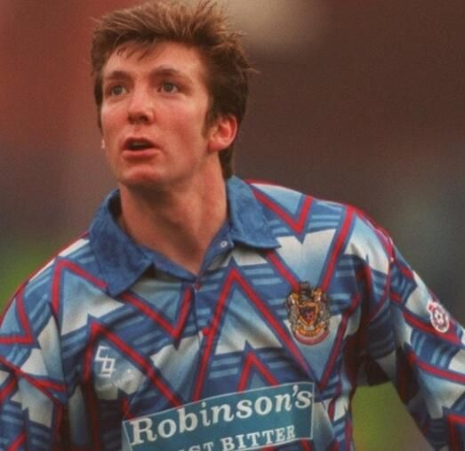 Twitter / BestFootyKits: Stockport County Home 1992/93 ...
