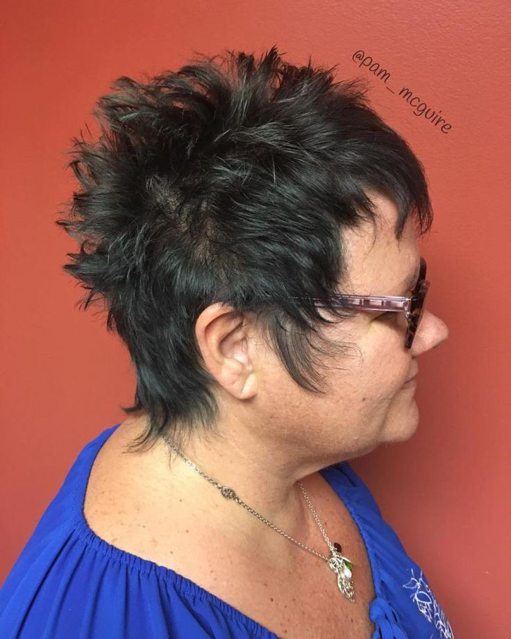 Spiked Choppy Pixie