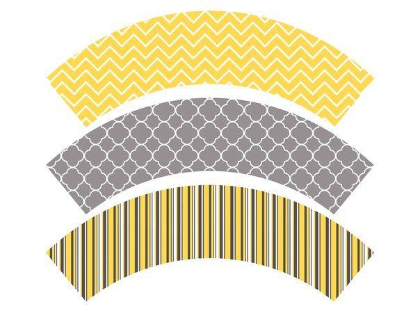 серо-желтый