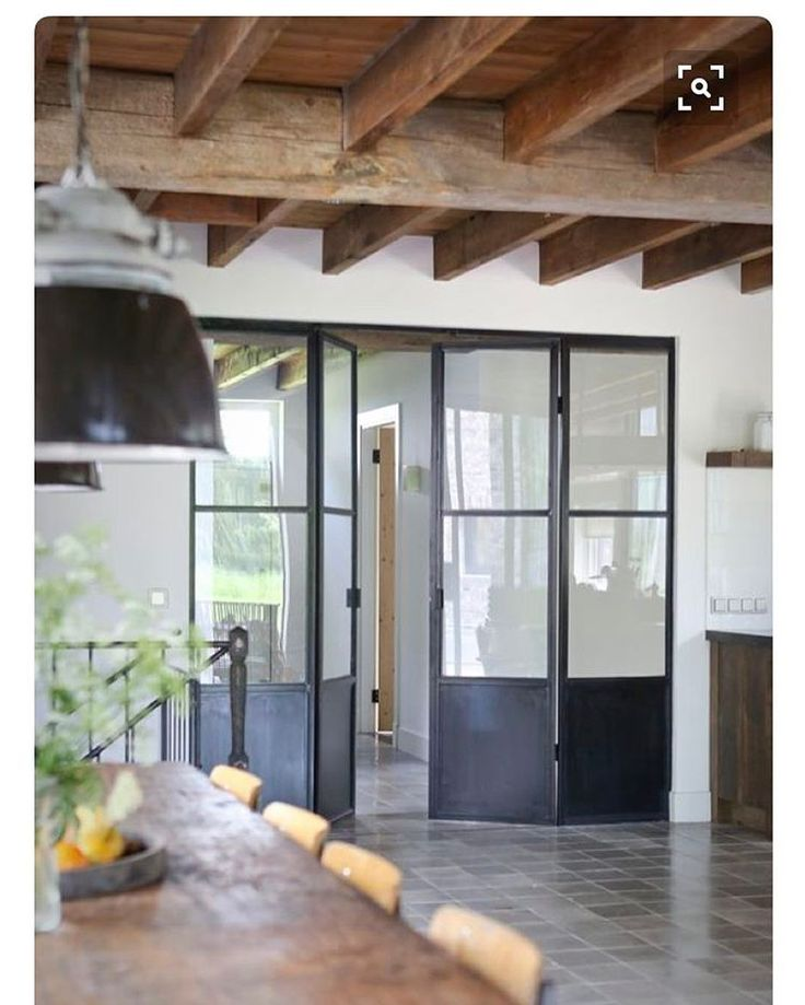 """Entry of metal doors, natural light and…"""""""