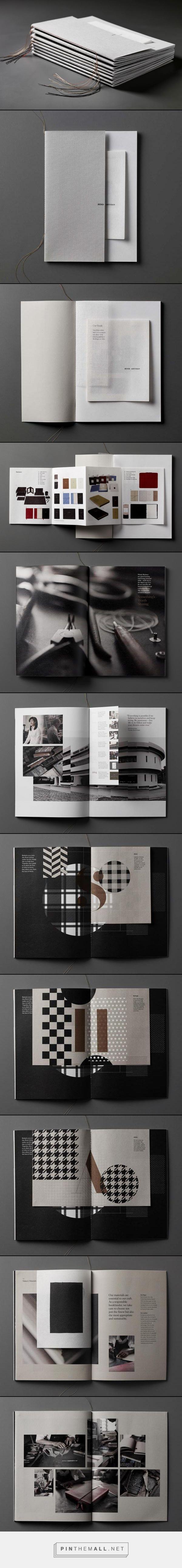 Byn Artisan Brochure by andlarry.com