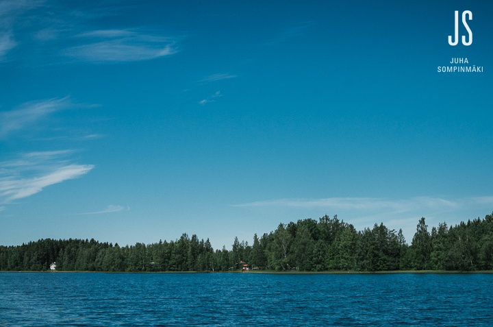 The stereotypical finnish summer day lakeside #Finland #summer #lake