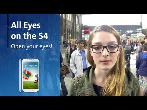Swisscom: All eyes on the S4 | Ads of the World™