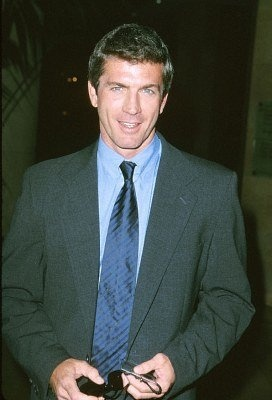 Joe Lando in 2000, like him better with long hair.mmm from Dr.Quinn Medicine Women