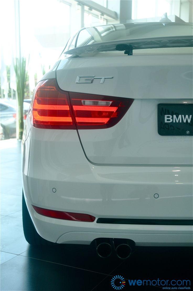 BMW 3 Series Gran Turismo red #12