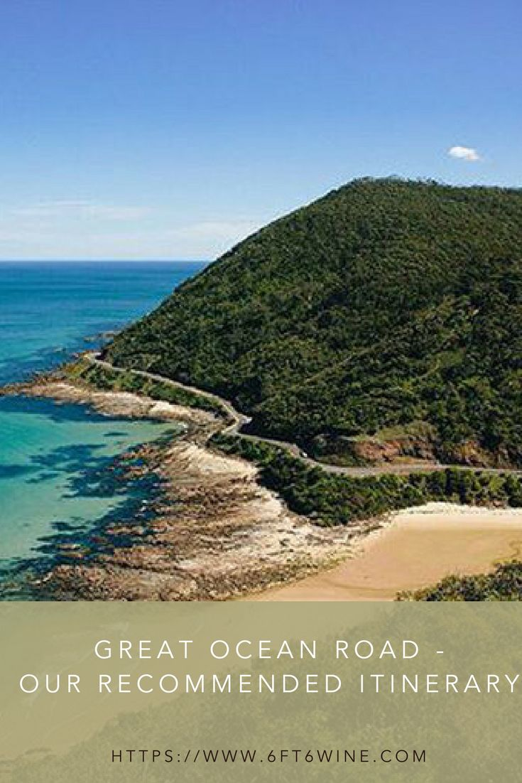 The Great Ocean Road is one of Australia's most iconic scenic routes. With the inclusion of remarkable beaches and water ways, spectacular views, delicious food, faultless nature and beautiful wildlife encounters it's an adventure we all must experience once in our lifetime. #greatoceanroad
