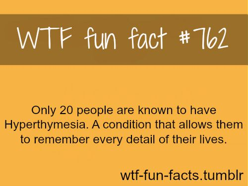 Funny Pictures, Jokes and Gifs / Animations: Funny Facts Only 20 People Can Remember Every Deta...