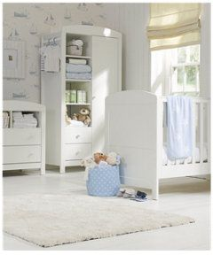 Padstow 3 Piece Nursery Furniture Set Http://www.parentideal.co