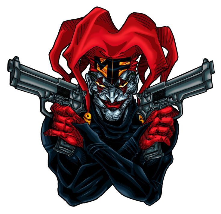Commish: JOKER Logo by VAXION.deviantart.com on @DeviantArt
