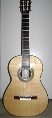 "Brian Cohen ""Torres"" SP/BR 2008 for sale  Year: 2008 Used Luthier: Brian Cohen Style: 1889 Antonio de Torres Model (T-model)  Condition: Excellent Value:"