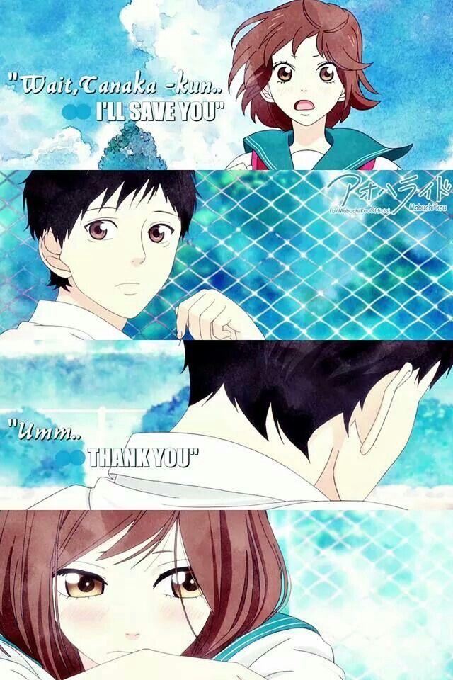Ao Haru Ride imagens) Anime, Animes manga, Komugi