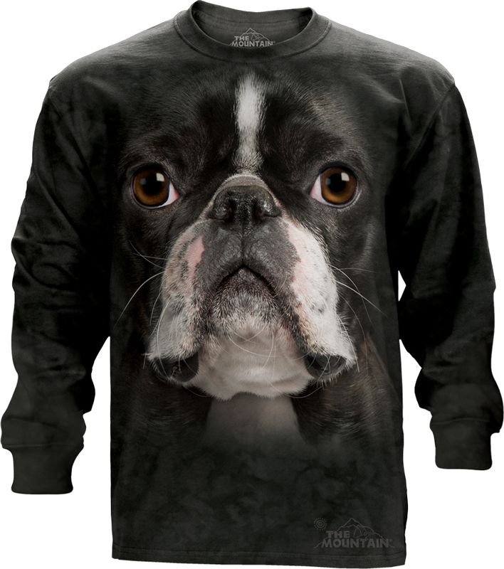 Boston Terrier Long Sleeve T-Shirt - 30% DISCOUNT ON ALL ITEMS - USE CODE: CYBER  #Cybermonday #cyber #discount