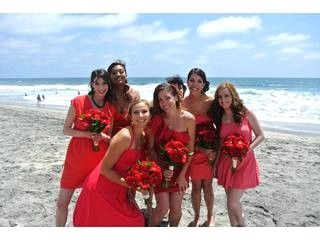 San Diego Beach Weddings and Beach Elopements
