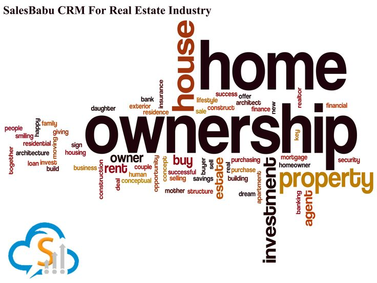 Streamline sales process with SalesBabu CRM For Real Estate Industry