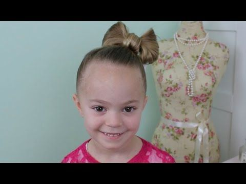 ▶ Hair Bow Tutorial - YouTube-Bonnie Hoellein