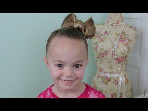 ▶ Hair Bow Tutorial - YouTube
