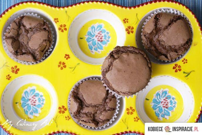 Babeczki brownies - Kobieceinspiracje.pl