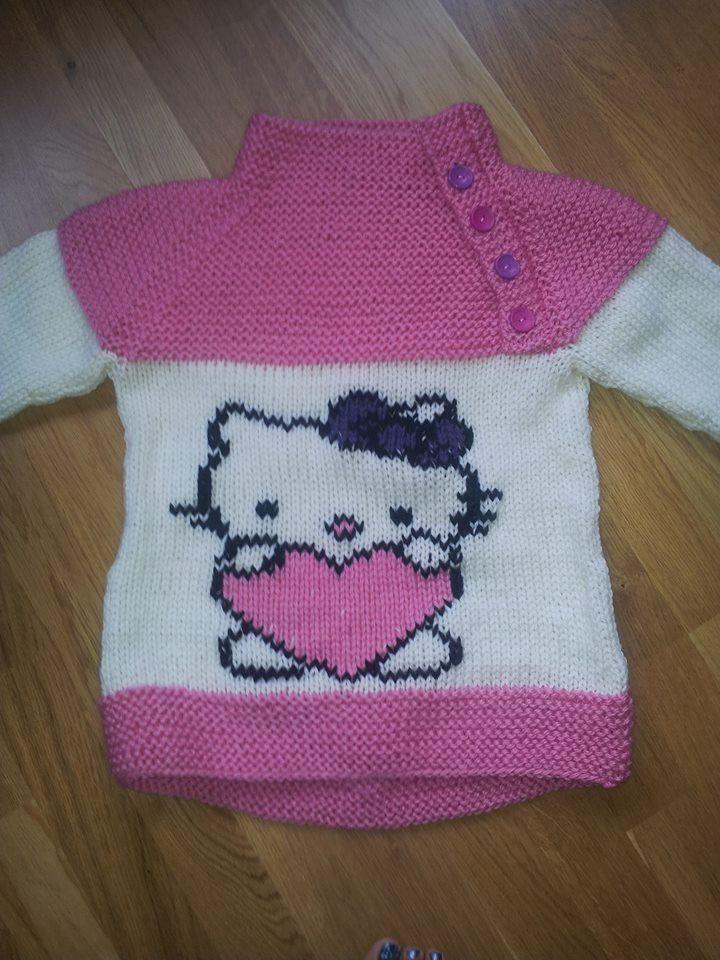Osloanorakk med Hello Kitty