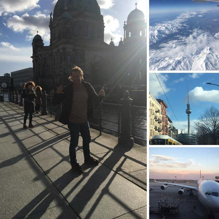 A half day in Berlin today before transferring to Munich tomorrow.. Some key & important meetings for the future connecting the dots #WorkingBackwards #Thinking & #PlanningForwards like I always do.. #Planning #Limitless #ThinkingGlobal #ChangeTheWorld #Sustainability #UWP2021 #TransGlobal  #FutureProof #MentalBluePrinting
