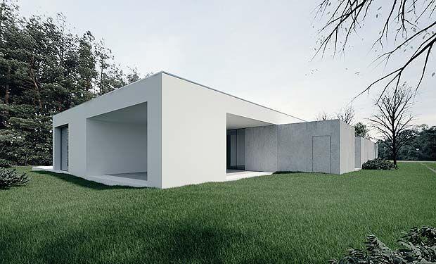 tamizo architects group - Poland; cz-house