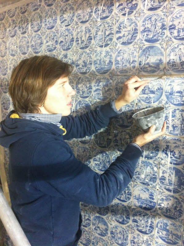 Historische Englische Tapeten : ?ber 1.000 Ideen zu ?Historische Fliesen auf Pinterest