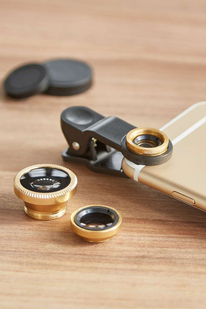 Objectif grand angle pour téléphone - Urban Outfitters