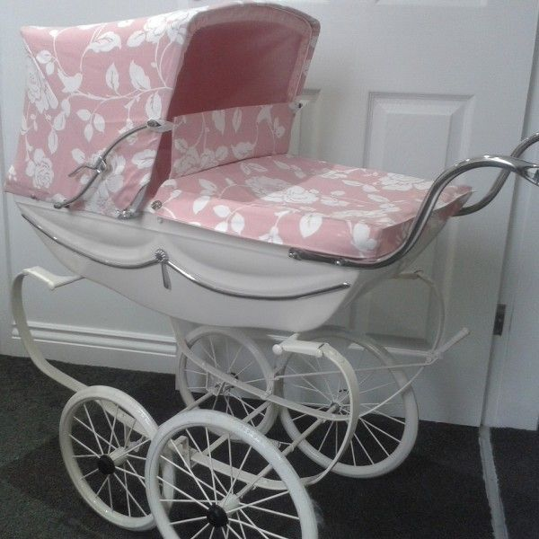 Silver Cross 'Gaye' Dolls Pram – Floral Design  Most people like this http://www.geojono.com/