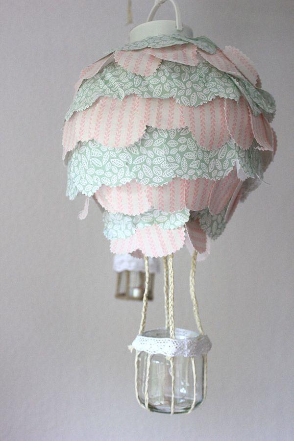 Die besten 25 laterne basteln luftballon ideen auf pinterest luftballon lampe kinder laterne - Lampe kinderzimmer basteln ...
