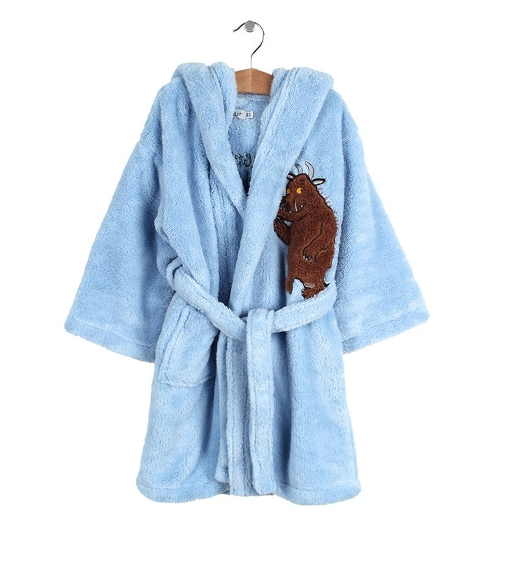 Pale Blue Gruffalo Robe