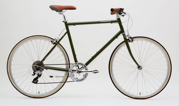 Tokyo Bike London A Japanese brand of classically-styled lightweight bikes makes its British debut