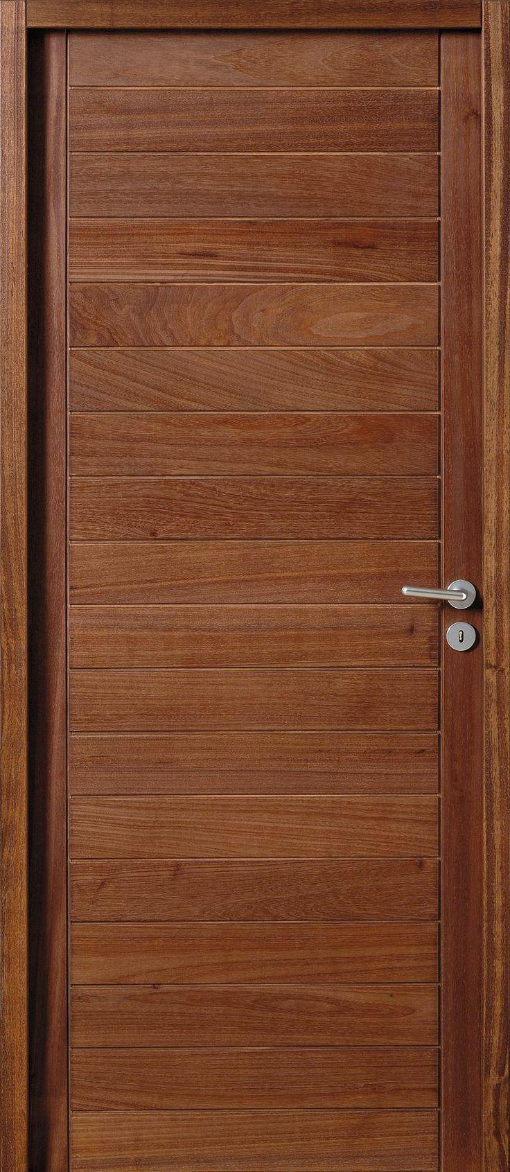 17 melhores imagens sobre porte entr e no pinterest for Portes interieures bois contemporaines