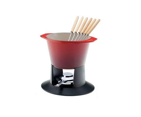 Service à fondue traditionnelle