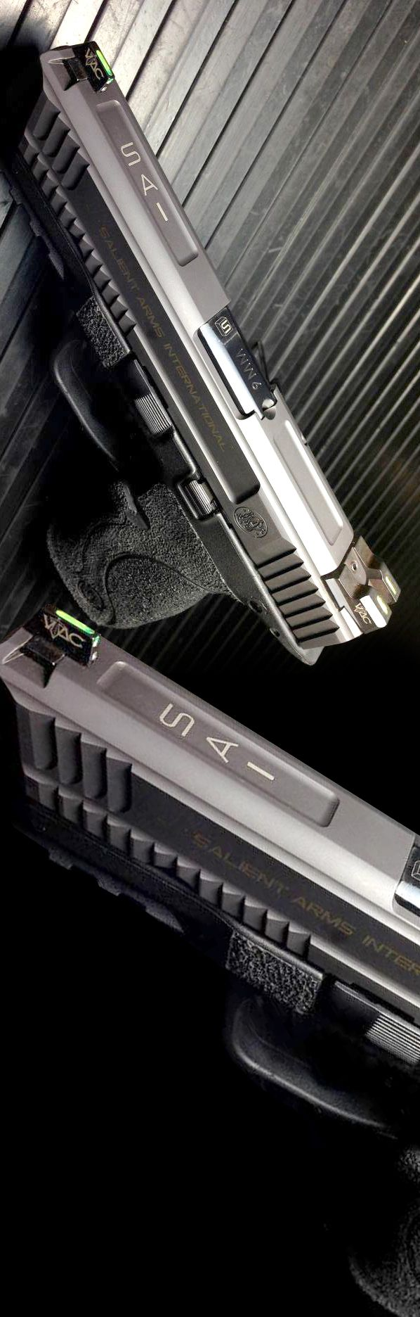 Salient Arms International M Tier Two VTAC edition specifically made for VTAC/Kyle Lamb.