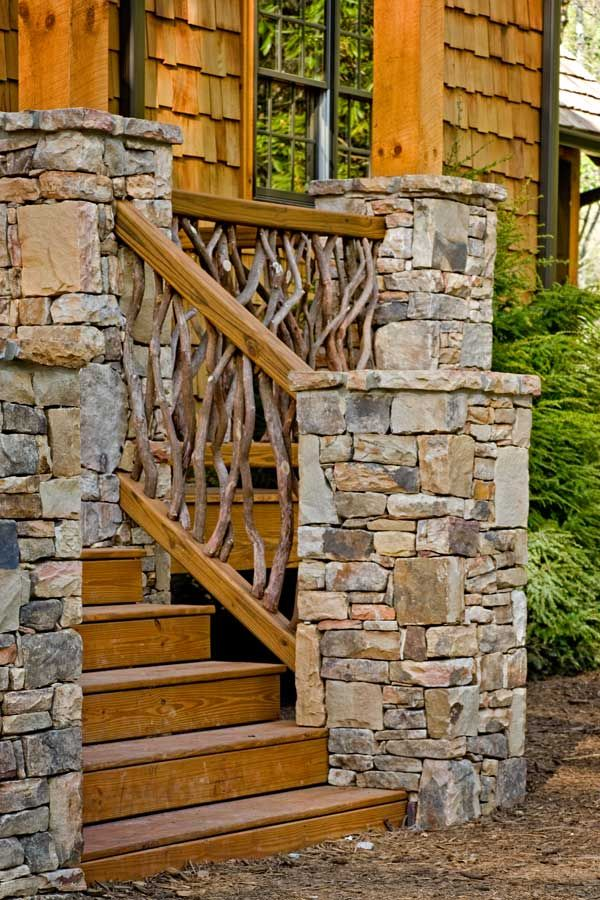 how to build wooden railings for porch