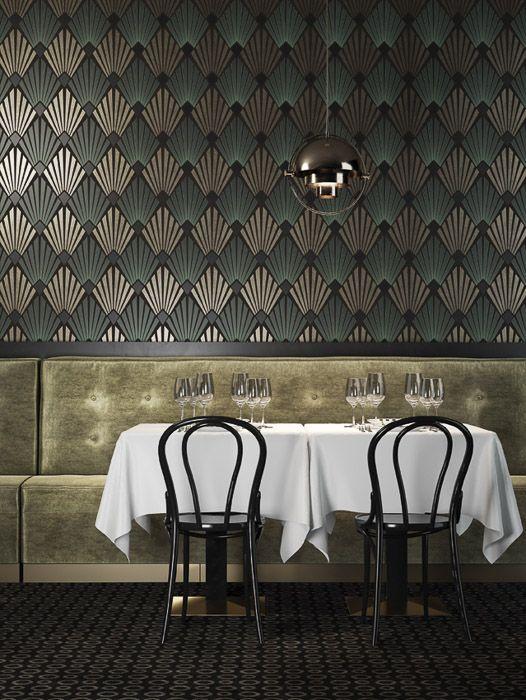 Die besten 25+ Geometrische wand Ideen auf Pinterest - deko ideen hexagon wabenmuster modern