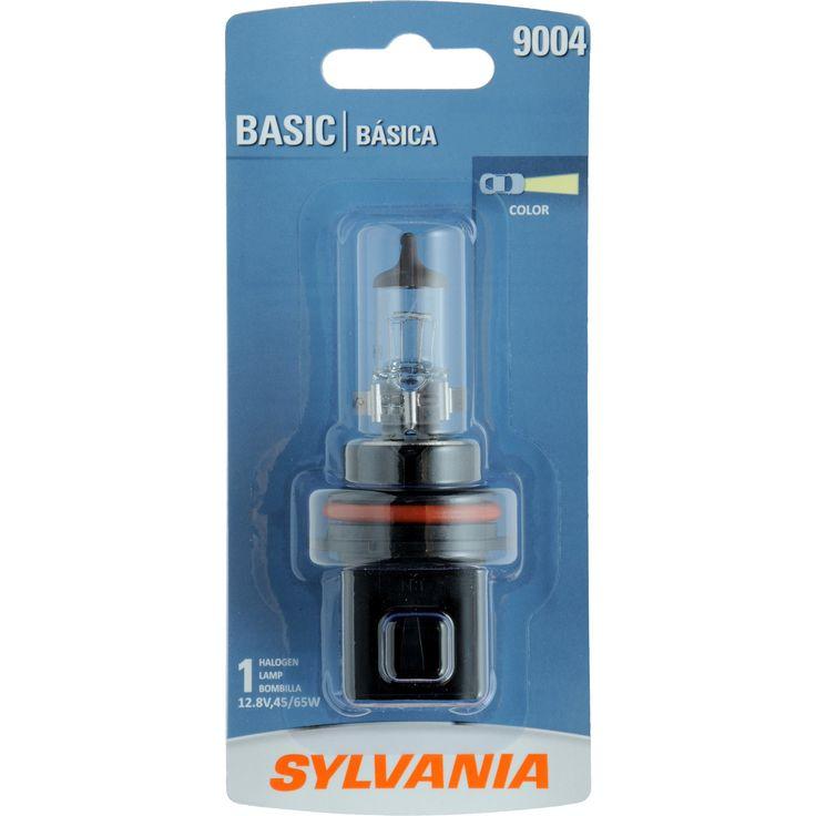 SYLVANIA 9004 Standard Halogen Headlight Automotive Bulb