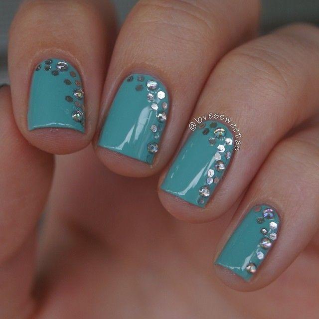 Instagram photo by lovessweetas #nail #nails #nailart