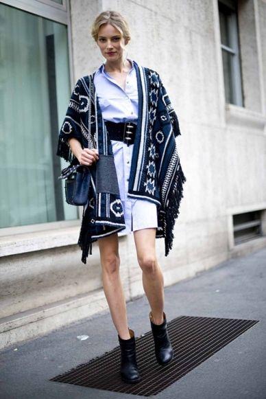 Milan fashion week #StreetStyle spring/summer