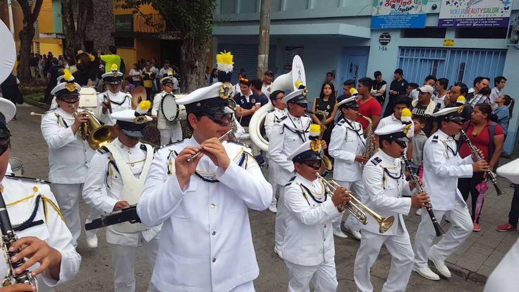 Banda Marcial Colegio San Sebastian 28 de Agosto 2016, Después del  XXIII Festival  Bandas del Colegio.