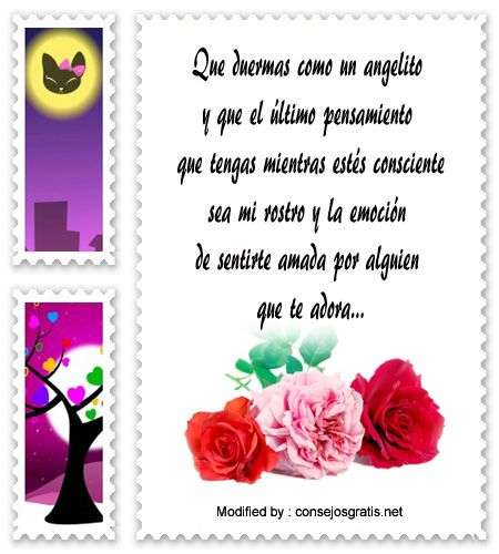 enviar saludos originales de buenas noches,sms de buenas noches para whatsapp:  http://www.consejosgratis.net/poemas-para-buenas-noches/