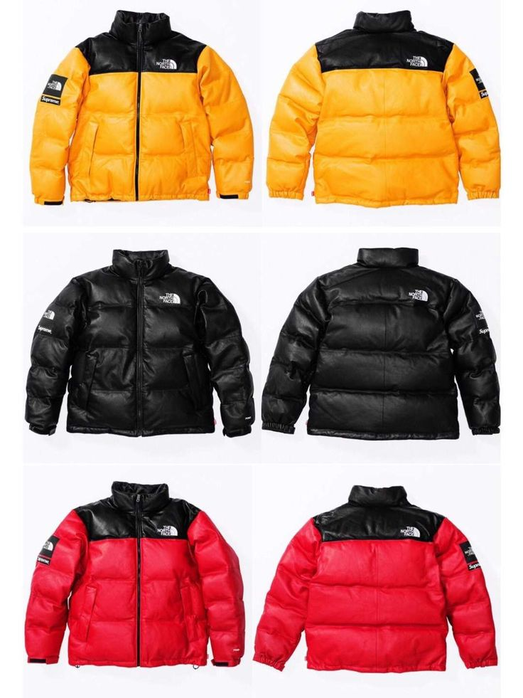Supreme North Face Nuptse Jacket Conquer Everest looking dapper with these jackets on!  #supreme #suprememarketplace #supreme4sale #thenorthface #northface #nuptse #jacket #coldweather #mountainclimbing #menswear #mensstyle #fusionswag #fusionswagshop