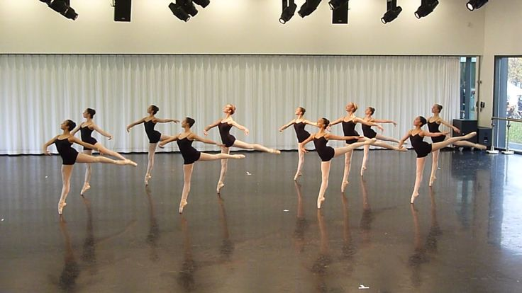 Ballett -Staatliche Ballettschule Berlin