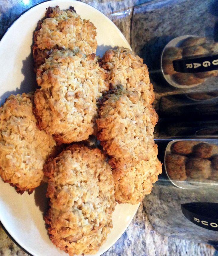 Galette avoine coco et miel | .recettes.qc.ca
